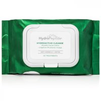 HydroPeptide CLEANSE MICELLAR FACIAL TOWELETTES, 30 шт. Мицеллярные очищающие салфетки.